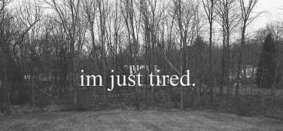 imjusttired